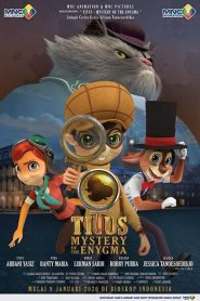 Titus: Mystery of the Enygma (2020)